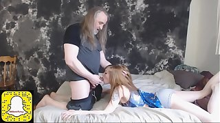 Good Girl Roxy Gets A Face Fuck And Facial